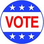 logo for VOTE