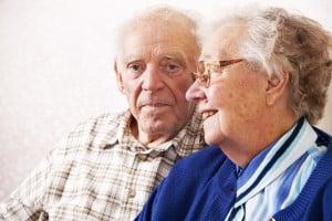 Image of senior PAL couploe