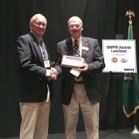 Myhr receives NWPPA award