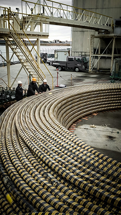 2017 Cable at Plant in Japan