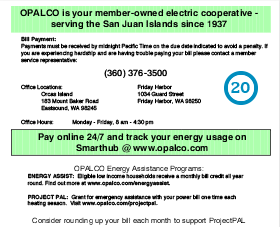 Payment Options and Co-op Info