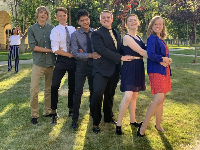 2019 youth delegates