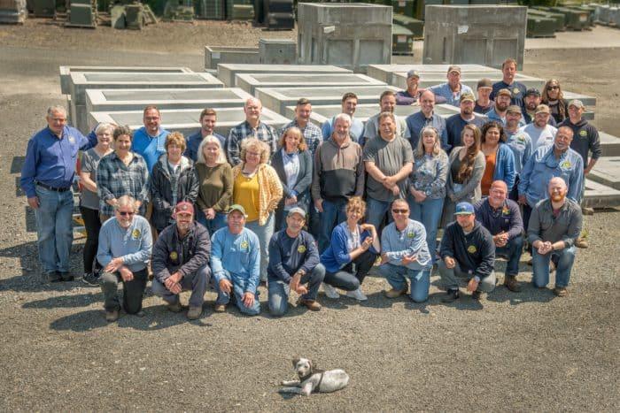 OPALCO Staff 2019